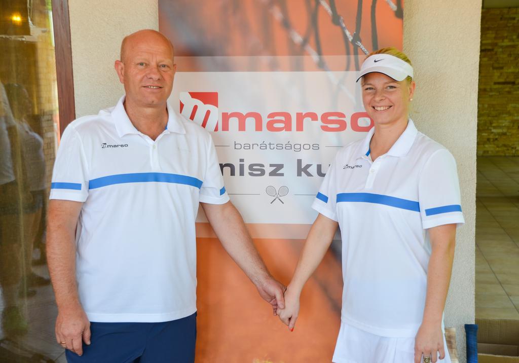 I. MARSO tenisz kupa
