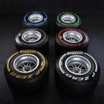 Pirelli F1 gumi